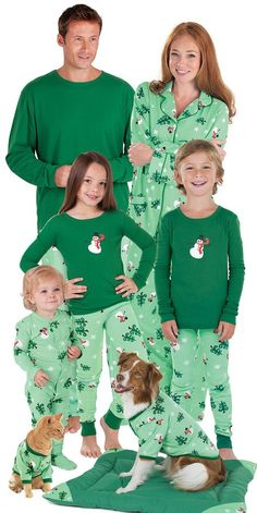 All Family Pajama Sets PJs for the whole family Family Pajama Sets, Matching Family Christmas Pajamas, Family Pjs, Matching Pajamas, All Family, Matching Outfits, Xmas Pjs, Christmas Pjs, Christmas Morning