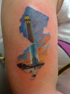 New Jersey Tattoo