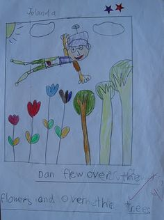 Dan, the Flying Man