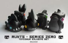 Resin Toys