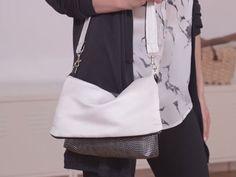 Grâce à ce tutoriel Mondial Tissus, réalisez votre propre sac, qui ne ressemblera à aucun autre ! Alors, prêtes à faire des jalouses avec votre...