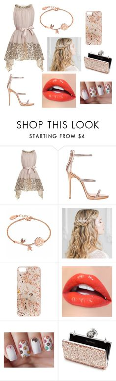 """""""Going Out Outfit"""" by unicorn1019 ❤ liked on Polyvore featuring Monsoon, Giuseppe Zanotti, Anrealage and Miss Selfridge"""