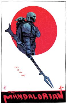The Mandalorian is an American space-opera web television series which premiered on Disney+ on November Set in the Star Wars universe. Copic, Arte Cyberpunk, Star Wars Pictures, Star Wars Wallpaper, Star Wars Fan Art, Disney Star Wars, Film Serie, Star Wars Characters, Boba Fett