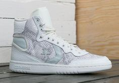Converse Fastbreak Hi Snakeskin First Look #thatdope #sneakers #luxury #dope #fashion #trending