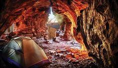 America's Best Campsites: Sandstone Castles, Ozark Mountains, AR