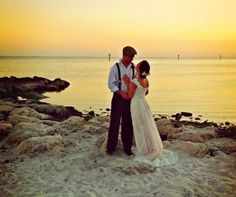 Elope to Key West: Wedding Packages at Tropical Inn