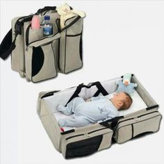 gadgets - check out the list. Some are pretty cool--- But PLEASE take the baby out before you close the kit back up!
