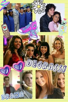 Have hit Sexxy girls of degrassi high that