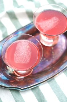 Friday at Five: The Mary Pickford Cocktail | Go Go Go Gourmet @gogogogourmet