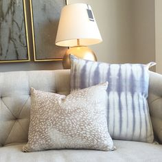 Alice Lane Home Collection   New Rebecca Atwood pillows in store now.