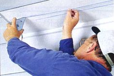 Installing soffit vents is step one in increasing the level of ventilation in your attic