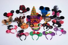 disney ear hat pins - Google Search
