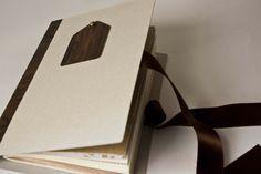 Notizbuch Pappe Holz von bär von pappe auf DaWanda.com