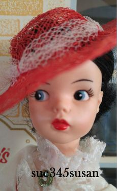 Vintage Tammy Doll Reliable Canada Mary Poppins doll - RARE 1964 + clothes | eBay