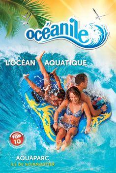 Vente flash >> Parc #aquatique #OCEANILE à #Noirmoutier !