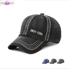 fed4d316dca Men Women baseball cap Snapback Hats caps Brand New Women s Jeans Denim Caps  male Bone Plain