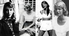 College Fashion did a Fashion Inspired by Sylvia Plath set - I am SUPER in love!