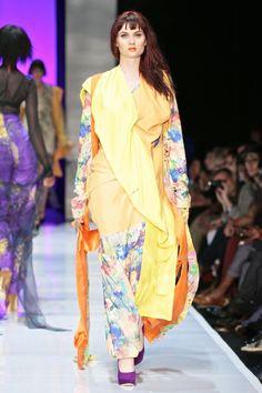 CLIVE RUNDLE at SA Fashion Week 2012.
