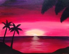 Paint Nite Northernmd | The Reunion 12/30/2014