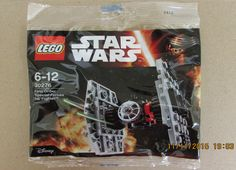 Lego #30276 star wars first order #special forces tie #fighter | the force awaken,  View more on the LINK: http://www.zeppy.io/product/gb/2/261884543625/