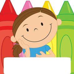 Classroom Borders, Classroom Themes, Childhood Education, Kids Education, Bulletin Board Design, Doraemon Cartoon, School Labels, School Decorations, Binder Covers