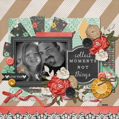 March BINGO Challenge  (O5 - Use Featured designer kit) at Sweet Shoppe Designs. Please visit the link for more details about this layout!