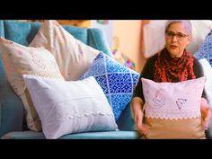 Como hacer COJINES LINDOS/súper fácilesy/Ideas para tu casa, para regalar o para vender/ConLuzkita - YouTube Pillow Tutorial, Sewing Pillows, Bed Pillows, Youtube, Pillow Cases, Bags, Ideas, Tela, Girls Dresses
