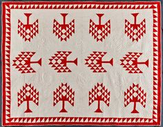 Artist unidentified  United States  1890–1910  Pieced cotton  68 x 88 in.  Collection of Joanna S. Rose