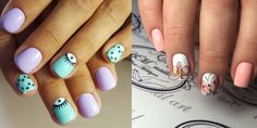 10 idee di nail art per unghie corte  -cosmopolitan.it