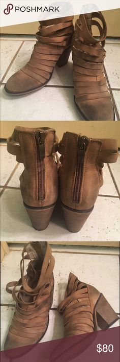 Free People Hybrid Bootie (size 39/US 9) Great, used condition! No trades Free People Shoes Ankle Boots & Booties