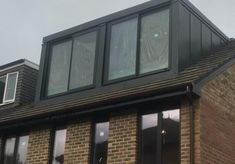 cladding for loft conversions Loft Dormer, Dormer Roof, Dormer Bungalow, Dormer Windows, Bungalow Exterior, Bungalow Renovation, Barn Renovation, Zinc Cladding, Roof Cladding