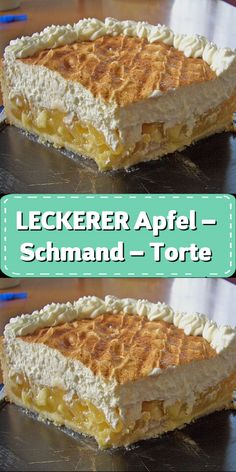Apple Sour Cream Cake, Apple Cake, Illustration Dessert, Chocolate Tres Leches Cake, Biscuits, Torte Recipe, Dessert For Two, Oreo Dessert, Milk Cake