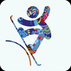 New Winter Olympics 2014 Pictograms - Snowboard Olympic Idea, Olympic Sports, Olympic Gymnastics, Gymnastics Quotes, Winter Olympic Games, Winter Games, Theme Sport, And So It Begins, Summer Olympics