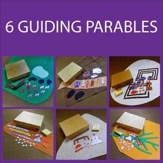 GP325 DISC- 6 Guiding Parable's