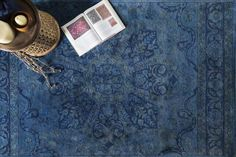Mykonos by Surya embodies the strength, richness and luxury of blue. A medallion design with slight updating, this rug will give your room strength and prominence. Homemade Rugs, Affordable Rugs, Clearance Rugs, Classic Rugs, Color Of The Year, Home Decor Trends, Rug Store, Mykonos, Rugs Online