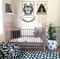 modern chic nursery decorations gender neutral nursery white beige black