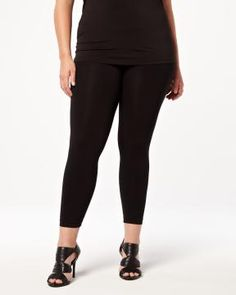 basic legging | Shop Online at Addition Elle