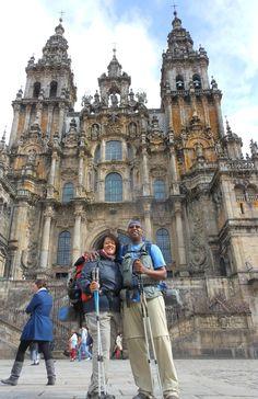 Camino de Santiago de Compostela - Home