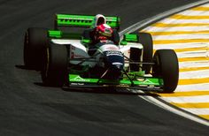 Pedro Lamy (Minardi-Ford) Grand Prix du Brésil - Interlagos - 1996 - Formula 1 HIGH RES photos (Old and New) Facebook.