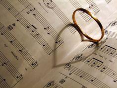 True love is like a symphony.