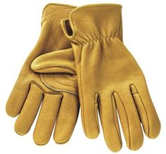 Best Of The West 2013: Geier Work Gloves Wrap the hand in a layer of resilient leather and it can go from sunup to sundown.