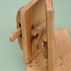 Stokesay Oak Wooden Thumb Latch