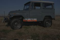 1970 Toyota FJ40 Land Cruiser Images | Pictures and Videos