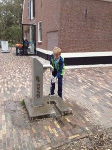 Watertappunt bezoekerscentrum Dunea Wassenaar » Kraanwatertappunten.nl