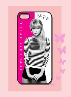 Taylor Swift iphone case, i phone 4 / 4s case, iphone 5 case .awesome