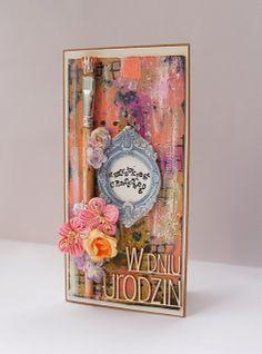 "Birthday Card "" CRAFT SZAFA"""