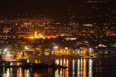 Varna by night