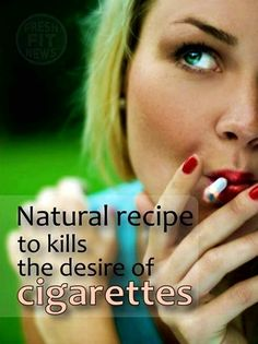 Natural Recipe That Kills The Desire For Cigarettes - Joys Fit Natural Home Remedies, Natural Healing, Herbal Remedies, Health Remedies, Health And Beauty, Health And Wellness, Health Tips, Beauty Skin, Health Fitness