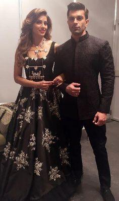 Bipasha and Karan Make a Handsome Couple at IIFA 2016   PINKVILLA