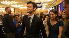 Georgia Congressional District candidate Jon Ossoff is engaged to longtime girlfriend Alisha Kramer, a student at Emory University. Summer Brown, Us Senate, Early Voting, 30 Years Old, Political Science, Us History, Democratic Party, American Women, Donald Trump